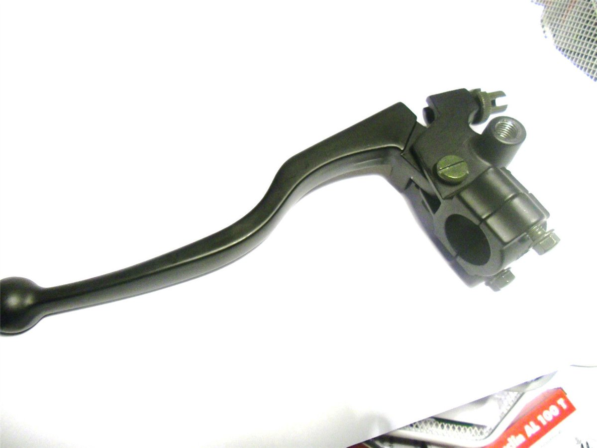 Clutch Lever and Bracket For Sachs SFM ZX125 ZZ125 Supermoto With Clutch Switch