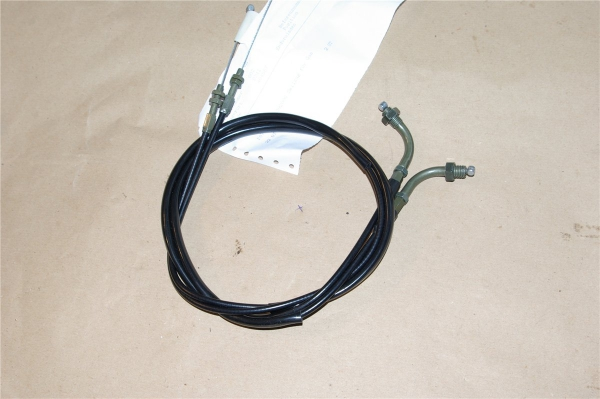 Sachs ZX125 ZZ125  ZZ125 ZX125 ab 2013 Gaszug throttle cable